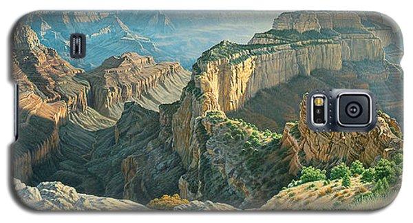 Afternoon-north Rim Galaxy S5 Case by Paul Krapf