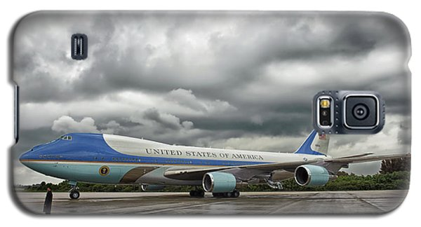 Air Force One Galaxy S5 Case by Mountain Dreams