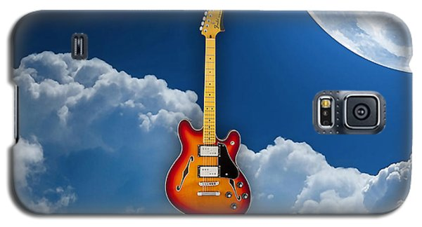 Air Guitar Galaxy S5 Case by Marvin Blaine