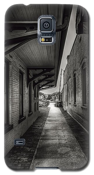 Popular Galaxy S5 Cases - Alley to the Trains Galaxy S5 Case by Marvin Spates