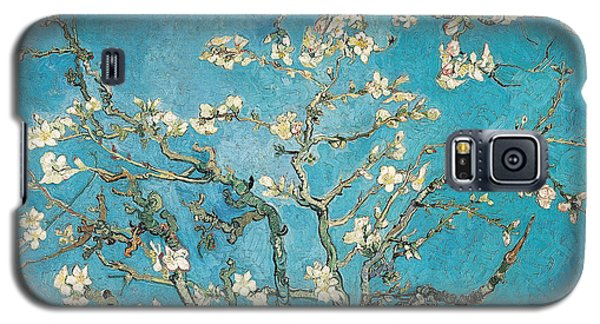 Almond Branches In Bloom Galaxy S5 Case by Vincent van Gogh