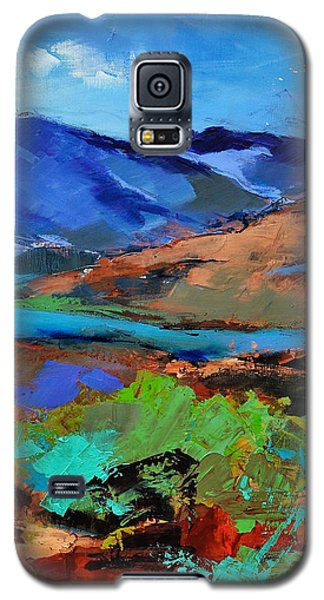 Galaxy S5 Cases - Along The Trail - Arizona Galaxy S5 Case by Elise Palmigiani