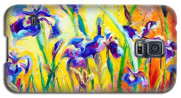 Alpha And Omega Galaxy S5 Case by Talya Johnson