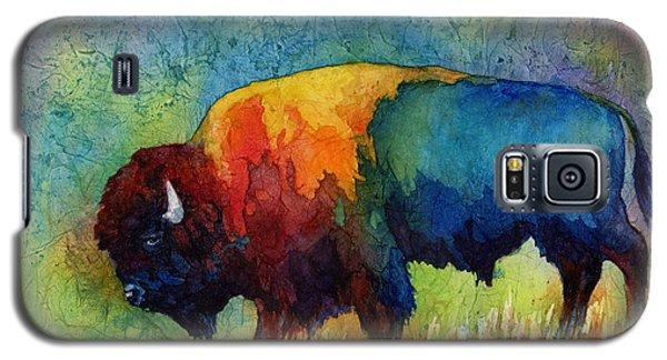Galaxy S5 Cases - American Buffalo III Galaxy S5 Case by Hailey E Herrera