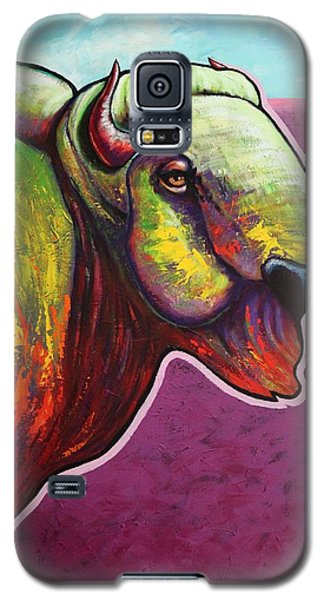 American Monarch Galaxy S5 Case by Joe  Triano