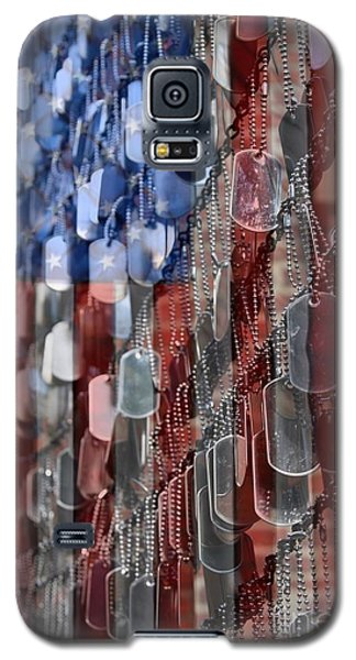 American Sacrifice Galaxy S5 Case by DJ Florek