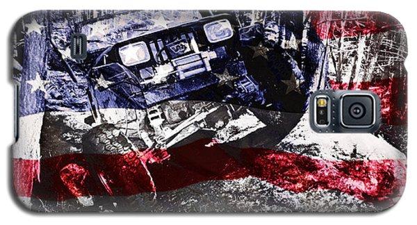 American Wrangler Galaxy S5 Case by Luke Moore