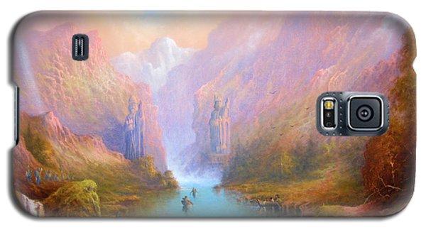Anduin The Great River Galaxy S5 Case by Joe  Gilronan
