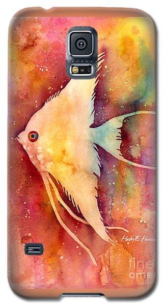 Angelfish II Galaxy S5 Case by Hailey E Herrera