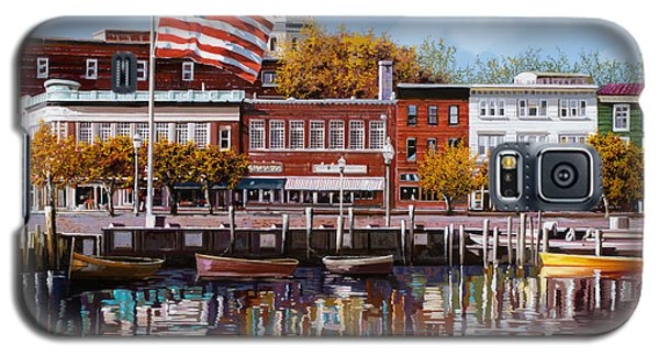Best Sellers -  - Galaxy S5 Cases - Annapolis Galaxy S5 Case by Guido Borelli