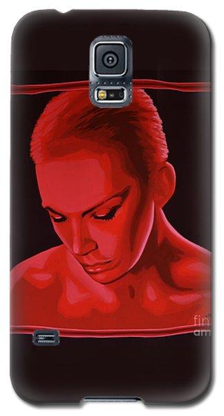 Annie Lennox Galaxy S5 Case by Paul Meijering