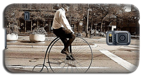 Antique Bicycle Galaxy S5 Case by Marvin Blaine