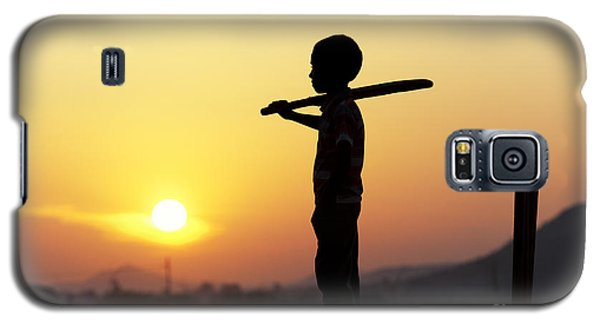 Any One For Cricket Galaxy S5 Case by Tim Gainey