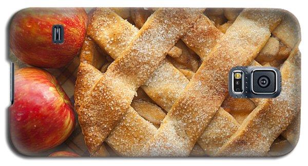 Apple Pie With Lattice Crust Galaxy S5 Case by Diane Diederich