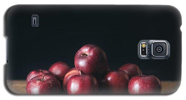 Apples Galaxy S5 Case by Viktor Pravdica