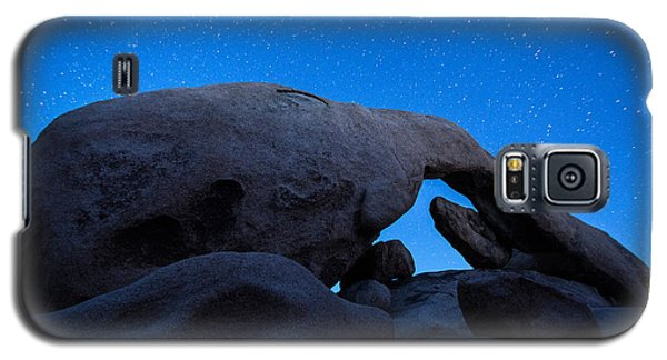 Buy Galaxy S5 Cases - Arch Rock Starry Night 2 Galaxy S5 Case by Stephen Stookey