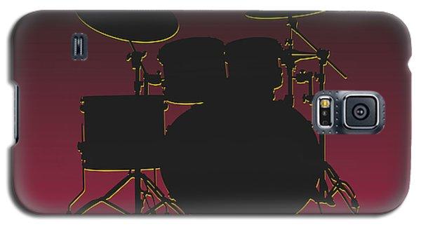 Arizona Cardinals Drum Set Galaxy S5 Case by Joe Hamilton