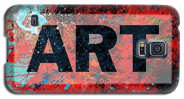 Art Galaxy S5 Case by Gary Grayson