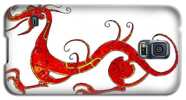 Asian Dragon Galaxy S5 Case by Michael Vigliotti
