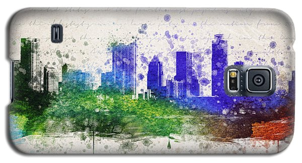 Austin In Color Galaxy S5 Case by Aged Pixel