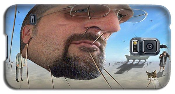 Awake . . A Sad Existence Galaxy S5 Case by Mike McGlothlen