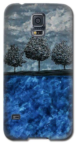 Beauty In The Breakdown Galaxy S5 Case by Joel Tesch