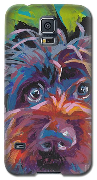 Bedhead Griff Galaxy S5 Case by Lea S
