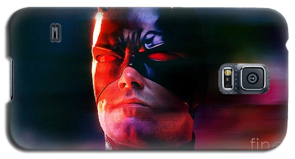 Ben Affleck Daredevil Galaxy S5 Case by Marvin Blaine