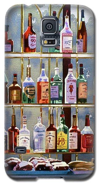 Beverly Hills Bottlescape Galaxy S5 Case by Mary Helmreich