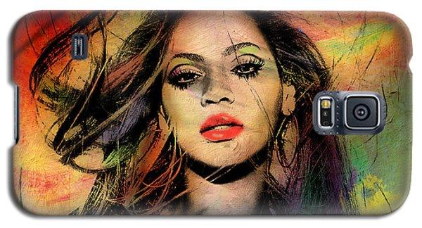 Beyonce Galaxy S5 Case by Mark Ashkenazi
