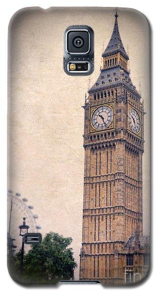 Big Ben In London Galaxy S5 Case by Jill Battaglia