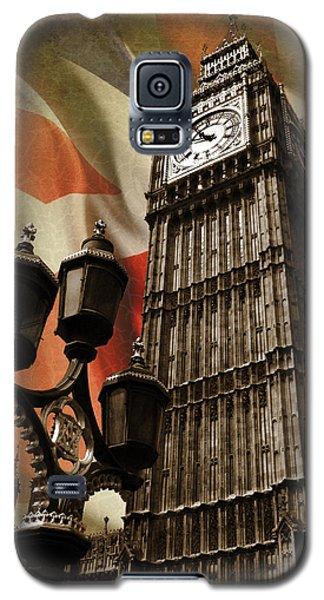 Big Ben London Galaxy S5 Case by Mark Rogan