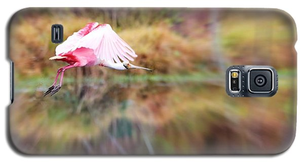 Birds Eye View Galaxy S5 Case by Carol Groenen