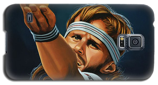 Bjorn Borg Galaxy S5 Case by Paul Meijering