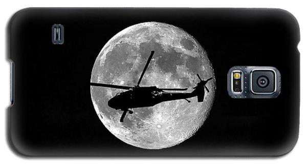 Black Hawk Moon Galaxy S5 Case by Al Powell Photography USA