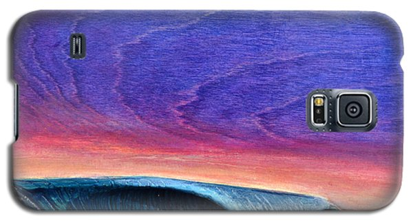 Reliefs Galaxy S5 Cases - Blaze Galaxy S5 Case by Nathan Ledyard