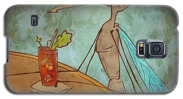 Bloody Mary Mosquito Galaxy S5 Case by Jack Myers