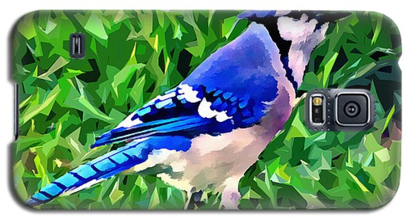 Blue Jay Galaxy S5 Case by Stephen Younts