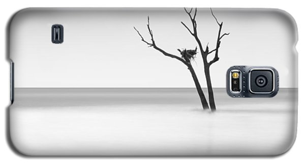 Boneyard Beach - II Galaxy S5 Case by Ivo Kerssemakers