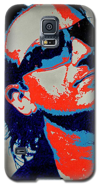 Bono Galaxy S5 Case by Barry Novis