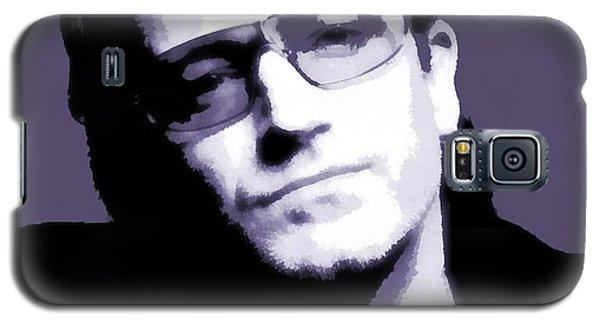 Bono Portrait Galaxy S5 Case by Dan Sproul