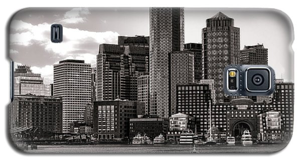 Boston Galaxy S5 Case by Olivier Le Queinec
