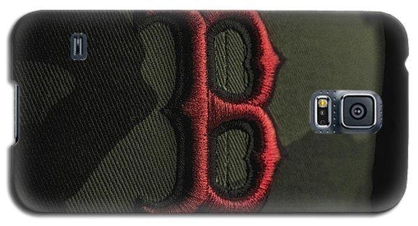 Boston Red Sox Galaxy S5 Case by David Haskett