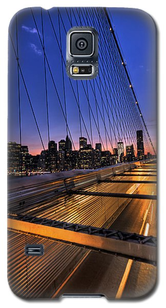 Bound For Greatness Galaxy S5 Case by Evelina Kremsdorf