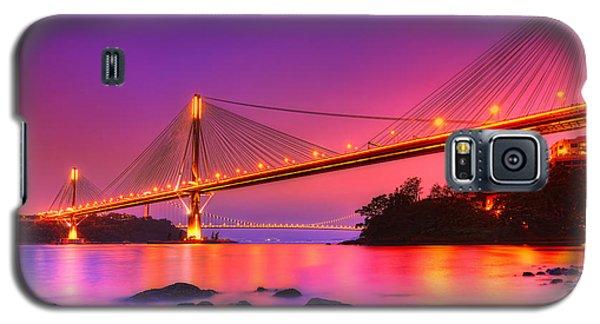 Bridge To Dream Galaxy S5 Case by Midori Chan