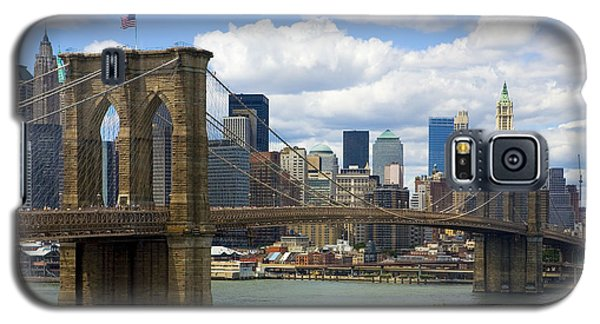 Brooklyn Bridge Galaxy S5 Case by Diane Diederich