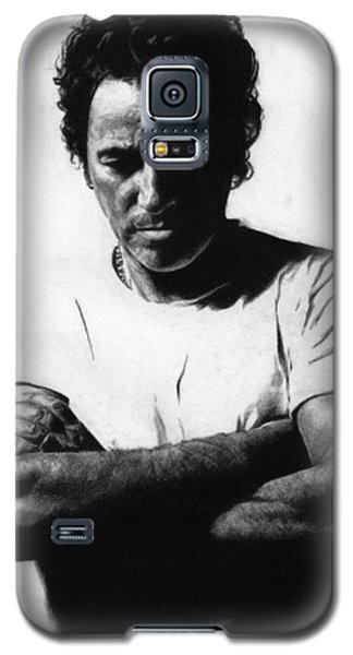 Bruce Springsteen  Galaxy S5 Case by Justin Clark