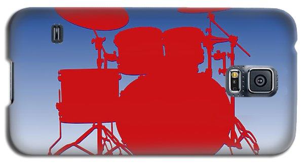 Buffalo Bills Drum Set Galaxy S5 Case by Joe Hamilton