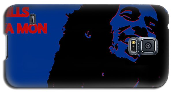 Buffalo Bills Ya Mon Galaxy S5 Case by Joe Hamilton