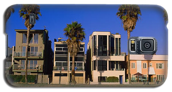 Buildings In A City, Venice Beach, City Galaxy S5 Case by Panoramic Images